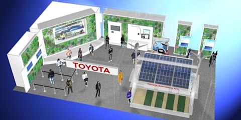 Toyota Prius A.V.O.S. autonomous concept headed for Tokyo show