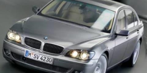 BMW 7 Series Luminance Edition 740i 740Li 750i 750Li