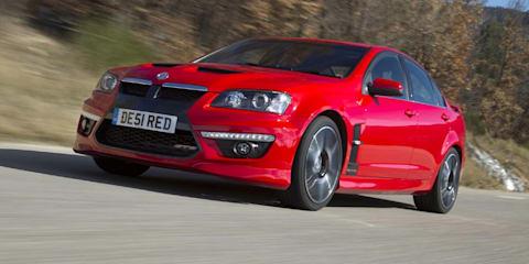 Vauxhall VXR8 (HSV GTS) wins MPG Marathon