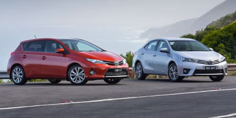 Online bookmaker backs 2015 sales jump, Corolla to beat Mazda 3