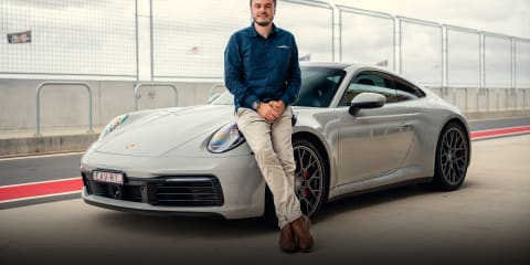 Porsche 911? There's an App for that: putting Porsche's new TrackPrecision app through its paces