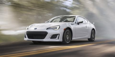 2017 Subaru BRZ unveiled, Australian debut later this year
