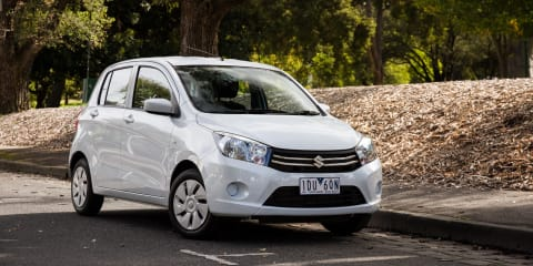 Suzuki Celerio dropped, for now