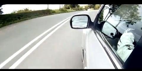 Video: Subaru's Isle of Mann record-breaking run