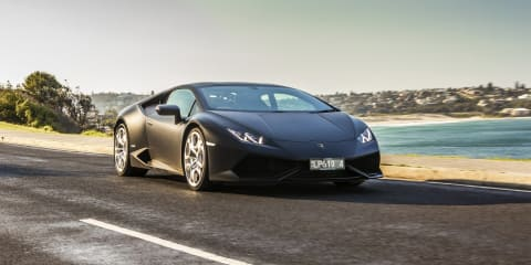 Lamborghini Huracan LP610-2 RWD version in the works - report