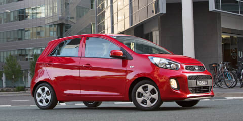 Kia Picanto could see manual model added to Australian range