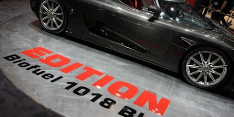 Koenigsegg CCX & CCX-R 2008 Geneva Motor Show