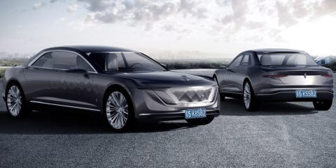 Varsovia concept:: Polish start-up reveals high-tech, ultra-luxe PHEV