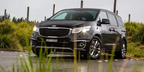 2016 Kia Carnival Platinum Review