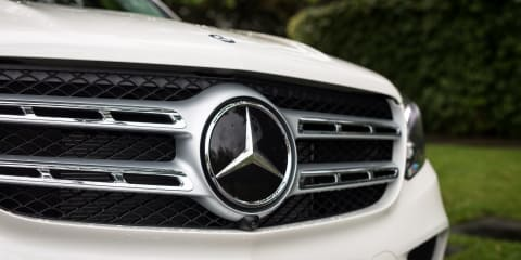 Mercedes-Benz developing four new EVs for launch by 2020 - report