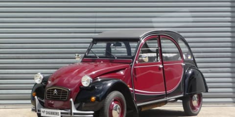 Quirky classics shine at Shannons Sydney Summer Classic Auction