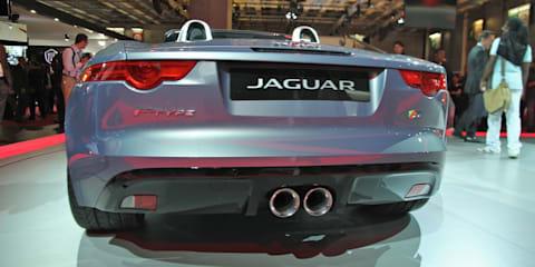 Jaguar F-Type: Brit engine sings through Italian pipes