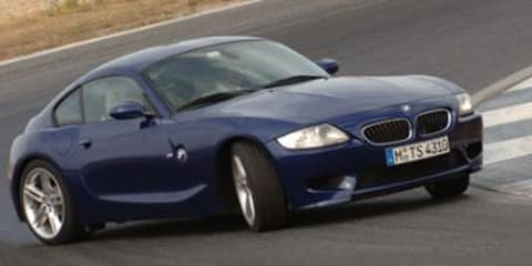 BMW Z4 M Coupe Australia