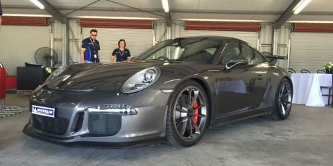 Porsche 911 GT3 :: what's new for 2015