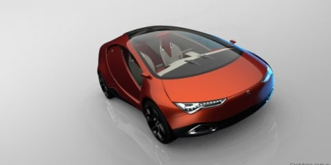 Ë-Auto Ë-Concept to debut at 2011 Frankfurt Motor Show