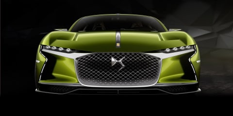 DS E-Tense trademarked:: Electric sports car edges closer to production - report