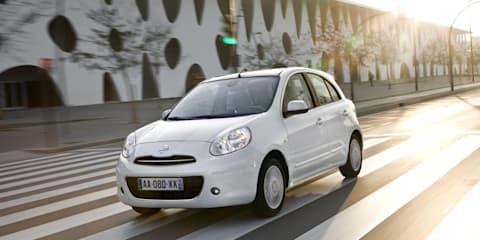 Nissan Micra DIG-S at Geneva, no plans for Australia