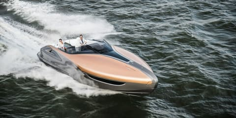 Lexus Sport Yacht concept unveiled: Japanese brand floats a new idea with sexy boat