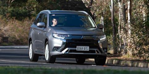 2019 Mitsubishi Outlander PHEV ES ADAS review