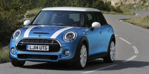 Mini 5 Door revealed