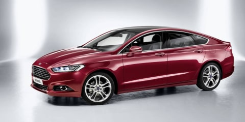 Ford developing radical experimental powertrain for Mondeo - UPDATED