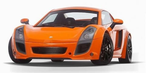 Mastretta MXT first Mexican sports car to debut in 2011