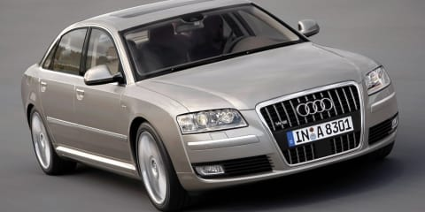 2007-08 Audi A8 recalled for sunroof fix