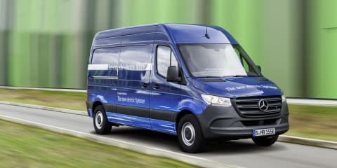2019 Mercedes-Benz eSprinter confirmed