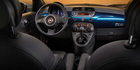 Fiat 500 : Italian city car to get new six-speed auto in US; not for Oz