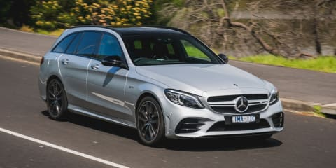 2019 Mercedes-AMG C43 Estate review