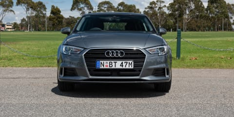 2018 Audi A3 recalled