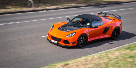 2018 Lotus Exige Sport 380 review