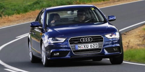 Audi A4, A5: new quattro models, price cuts headline 2014 updates