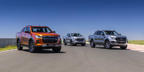 2021 Drive Car of the Year – Best Dual Cab Ute