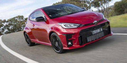 2020 Toyota GR Yaris review