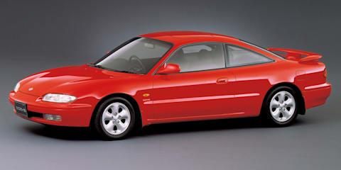 Mazda MX-6 trademarked in Japan