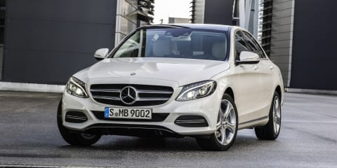 Mercedes-Benz C-Class : engine line-up revealed; C350 Plug-In Hybrid to use 3.0L/100km