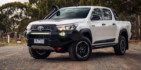 Toyota HiLux DPF drama update