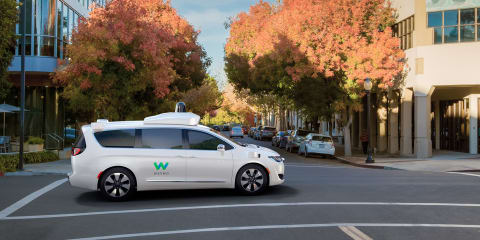 Arizonans attack self-driving Waymo vans at least 21 times