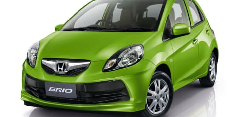 Honda Brio: $13,000 micro car a chance for Australia