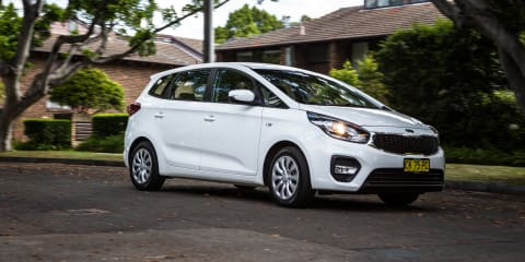 2017 Kia Rondo S review