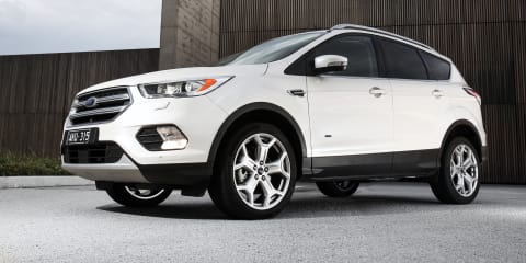 2017 Ford Escape confirmed with ANCAP five-star safety