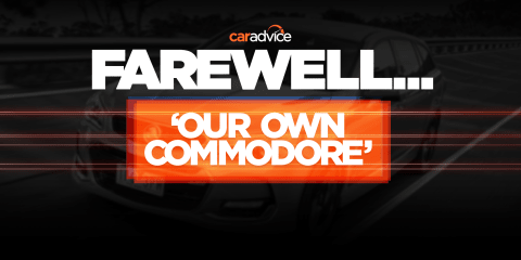 New year, new Commodore: Farewelling Australian manufacturing