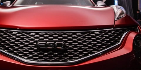 Infiniti ESQ to be a luxury Nissan Juke for China