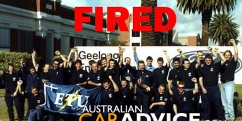 Ford - Geelong Plant Closure Disgrace - Opinion