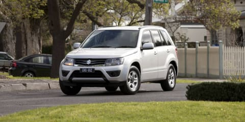 2008-13 Suzuki Grand Vitara recalled for gear shift fix - UPDATE