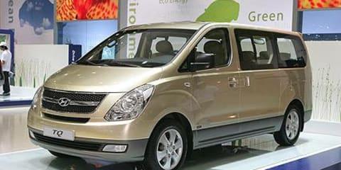 2008 Hyundai iMax & iLoad preview