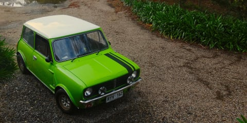 1973 Leyland Mini S review Review