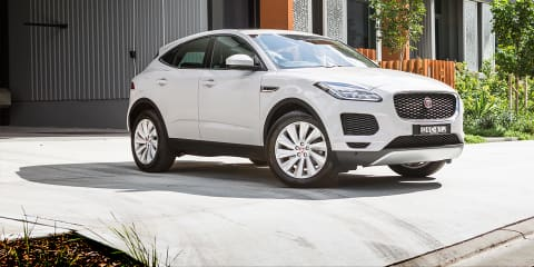 2018 Jaguar E-Pace S P250 review