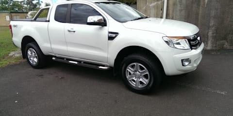2013 Ford Ranger Review
